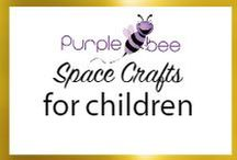 Space crafts for children