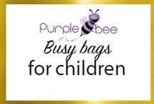Busy bags for children