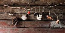 Nordic Christmas / Severské vánoční dekorace, doplňky na sváteční tabuli, nádobí a textil, které doma vykouzlí ty nejkrásnější Vánoce.