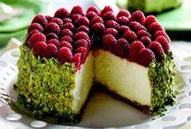 chocolat ~ sweets ~ cake ~ dessert ~ zoet ~ taart ~ gebak / All the sweet stuff. / by Jolanda