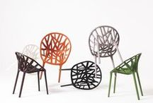 KSQ Inspiration: Furniture / Have a seat... Furniture that really makes an impact on a space.
