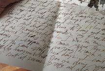 Write me soon xoxo