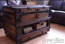 Antiques / by Simply RED (Rustic-Elegant Decor)