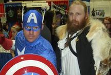 Tampa Comic Con 2013 / 2013 was GameTime's 1st #ComicCon appearance - and what a blast we had! We already can't wait to return next year.  Here you'll find a collection of our favorite moments, great costumes & new friends. Enjoy!