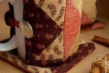 Varrás / textil