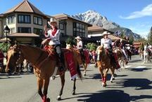 Canada Day in Banff / Canada Day in the Town of Banff is a huge event. Thousands flock to our community every year to celebrate the holiday.