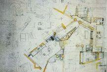 ideació i comunicació de l'arquitectura / ...o de quan la imatge esdevé, com deia l'amic Pere Riera, mirall del pensament
