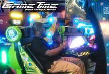 #GTplayers  playing in our video game arcade / #Selfies  and other great images posted by our  #GTplayers  playing in our video game arcade - Come Join the GameTime Fun!