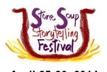 "Stone Soup Storytelling Festival / ""the Official Storytelling Festival of South Carolina"" Literacy, Communication, Diversity"
