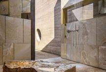 Marble bathrooms design - Baños de diseño en Piedra Natural