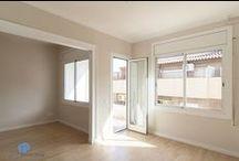 Osona | Reforma Integral en Barcelona / Compartimos las fotos de una nueva reforma integral que finalizamos recientemente en Barcelona. Se trata de una vivienda situada en la calle Osona que ha visto mejorada tanto su imagen como su equipamiento.