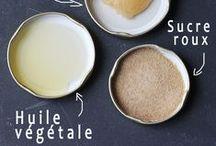 Recette beauté / Beauty recipe / Recettes beauté et astuces naturelles pour rayonner au quotidien !