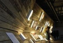☺ Exhibition / Exhibition Designs which Inspire me