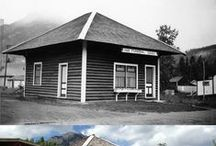 Landmarks and Legends / Learn about Banff's history through these Then & Now photos of our landmarks and legends