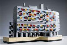 Lego - houses & architecture