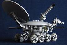 Lego - machines