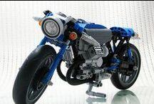 Lego - motorcycles