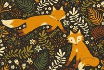 Feeling foxy / All things cosy and foxy