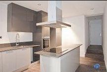 Poble Nou | Reforma integral de vivienda en Barcelona / Estso son los acabados conseguidos en la reforma integral que llevamos a cabo en esta vivienda ubicada en el barrio del Poble Nou de Barcelona.