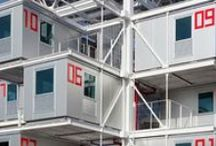 Architecture - prefab & containers