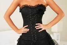 Bustiers & Corsets / Follow us to get inspired by our selected bustiers & corsets