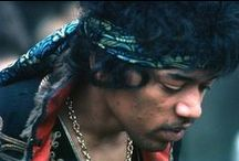 JimiHendrix JanisJoplin GraceSlick / I dannati di Woodstock