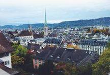 Switzerland / Travel in Switzerland