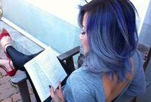 hair :) / by Evie Nav