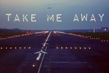 Travelling Bucket List / What I want to do before I die