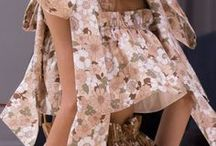 Fashion Textiles / Textile design in print, embroidery and knit for ready-to-wear and couture fashion