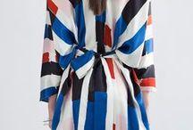 Stripes in Fashion / //Stripes in Fashion // Mood Board