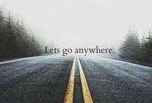 Wanderlust. / Traveling board