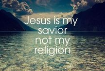 My Everything. / God, Son, Holy Spirit