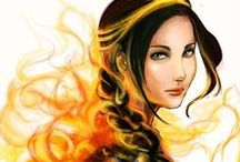 """The Hunger Games / """"I wish I could freeze this moment, right here, right now, and live in it forever."""" / by Maggie ♡"""