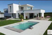 modern house / by oceane