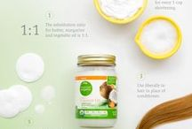 Made With Coconut Oil / by Simple Truth