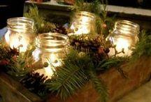 December Kerst Winter