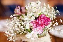Bouquets de fleurs / Pour embellir une maison, rien de mieux que des fleurs.