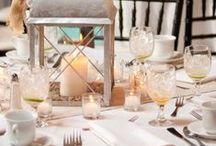 Dressage de table / Pour faire bonne impression, ou simplement savourer un délicieux repas en famille ou entre amis, rien de mieux qu'une table joliment dressée.