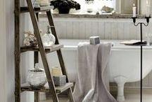 Salles de bains (déco) / Des salles de bains qui font rêver …