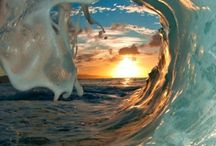 Beach & ocean / Beautiful pictures on the beach❤️