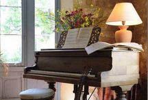"""Piano / """"In order to succeed, your desire for success should be greater than your fear of failure."""" – Bill Cosby"""