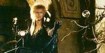 Labyrinth and Dark Crystal