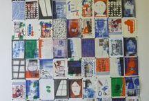 Riso Wall / Expositie Grafische Werkplaats nov 2014-ja 2015