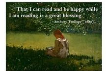 Book Quotes  (featuring Anthony Trollope)