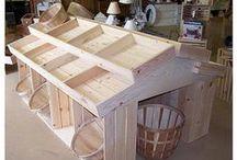 Wood Projects Storage / by Tim Marten