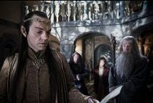 Lord of the rings and hobbit movies / Foto's from the movies Lord of the rings and the Hobbit