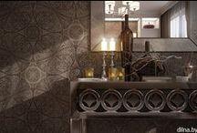 Жасмин / Дизайн маленькой спальни