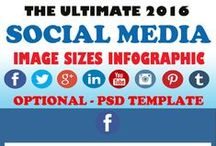 Social Media Design / Anything design on social media including cover photos, post images, promo design, infographic and more