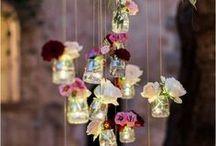 Blumen Inspirationen | DIY mit Blumen | Blumen Deko selbermachen / Blumen, Basteln, Inspirationen, Flowers, Crafting